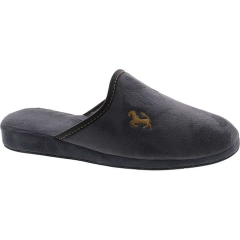 353a07ac2fba5 Buy Men's Slippers Online at Overstock | Our Best Men's Shoes Deals