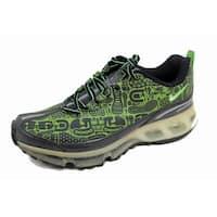 Nike Men's Air Max 360 Rejuvenation Black/Green Bean-White 313520-031 Size 8
