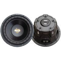 "LANZAR MAXP154D MaxPro Series Small 4ohm Dual Subwoofer (15"", 2,000 Watts)"