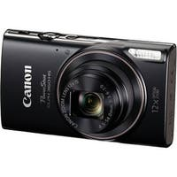 Canon PowerShot ELPH 360 HS Digital Camera (Black)
