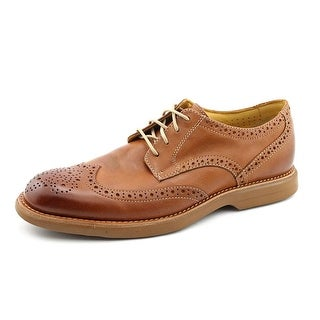 Sperry Top Sider Gold Cup Bellingham Wingtip ASV Men Tan Oxford