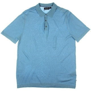 Nautica Mens Short sleeves Stretch Casual Shirt