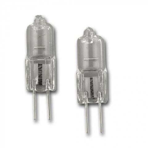 Amertac ALV00XB Westek Halogen Light Bulb, 20 Watts, Pk/2