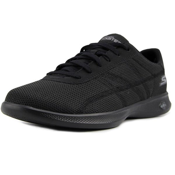 Skechers Go Step Lite - Persistance Women Round Toe Synthetic Black Running Shoe