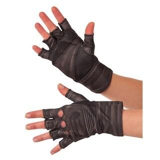 Kids Captain America Civil War Costume Gloves