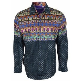 Robert Graham Classic Fit LORD BAUMGARTNER Limited Edition Sport Shirt XXXL