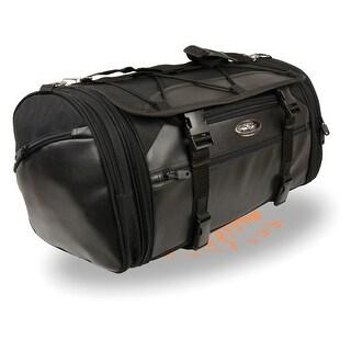 Large Nylon Duffle Style Rack Bag w/ Carry Strap (23X11X11)
