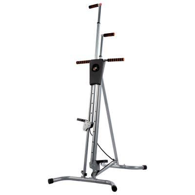 ZELUS Folding Vertical Stair Climber Exercise Machine