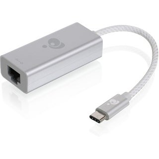 IOGear GUC3C01 Iogear GigaLinq Pro 3.1, USB 3.1 Type-C to Gigabit Ethernet Adapter - USB 3.1 - 1 Port(s) - 1 - Twisted Pair