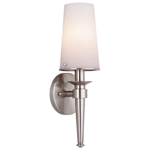 Philips F542736nv2 Torch 1 Light Bathroom Wall Sconce