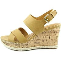American Living Womens Adrina Open Toe Casual Espadrille Sandals