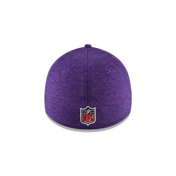 New Era 39Thirty Cap SHADOW TECH Minnesota Vikings lila