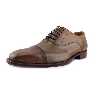 Kenneth Cole NY Fits N Gig-Gles Men Round Toe Leather Oxford