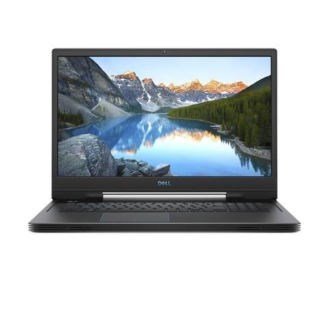 "Dell G7 7790 Intel Core i7-9750H X6 4.5GHz 16GB 1.3TB 17.3"" Win10,Gray(Certified Refurbished)"