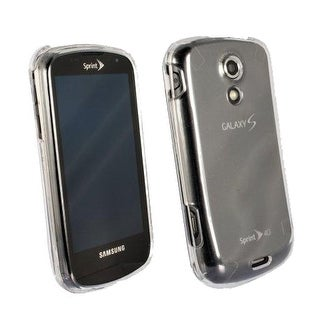 Samsung Epic 4G Galaxy S Hard Shell Snap-On Case - Clear