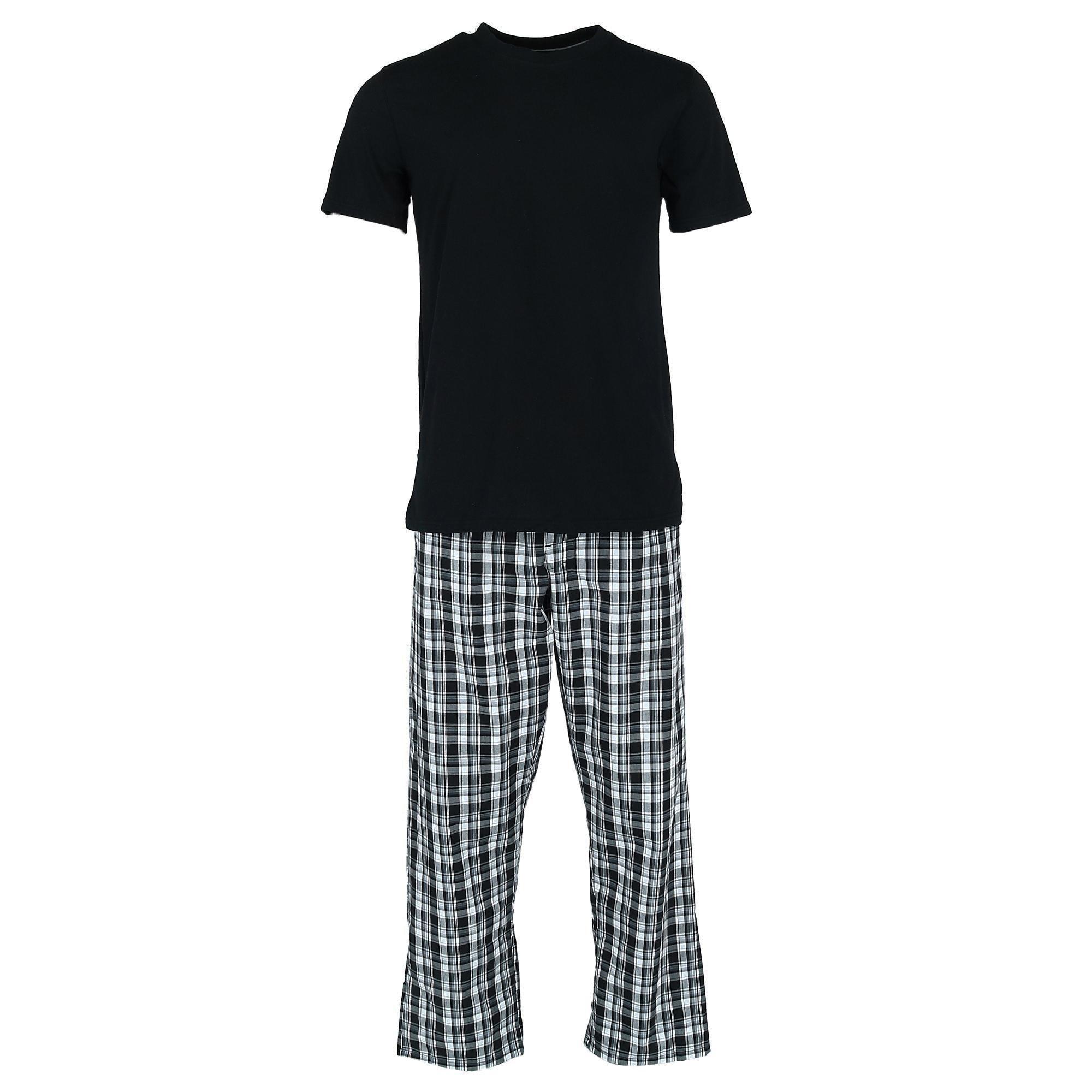 Hanes Mens Tagless Woven Sleep Pant