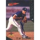 Joe Randa Kansas City Royals 1995 Signature Rookies Autographed Card  Rookie Card  This item comes