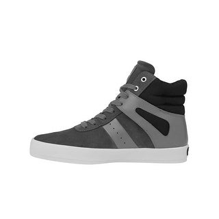 Creative Recreation Moretti Sneakers in Pewter Black