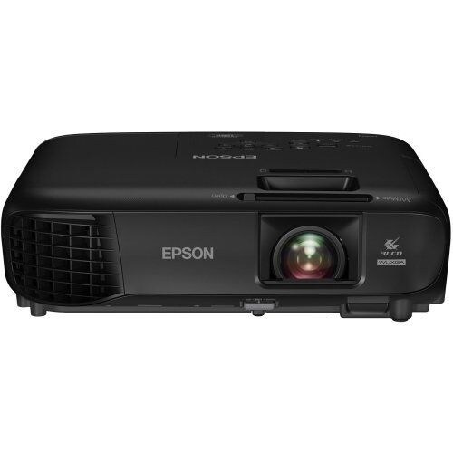 Epson - Powerlite 1286 Lcd Projector,3600 Ansi Lumen,1920 X 1200,1.07 Billion Colors,Up