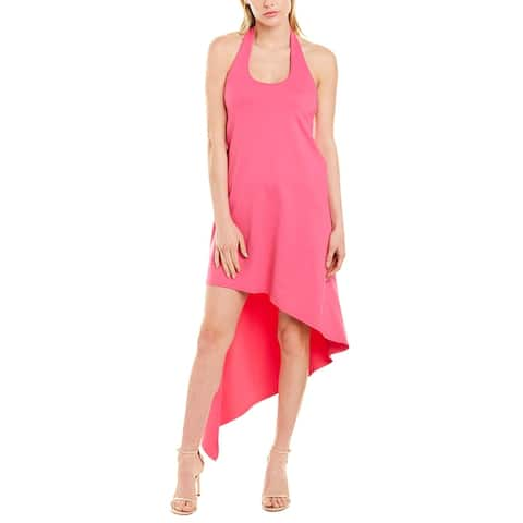 Susana Monaco Asymmetric A-Line Dress
