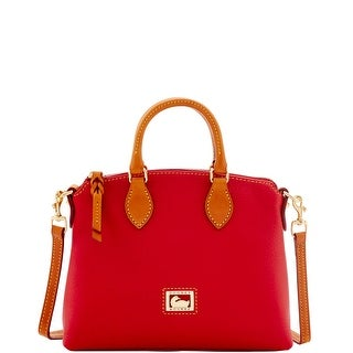 Dooney & Bourke Dillen Crossbody Satchel (Introduced by Dooney & Bourke at $198 in Jun 2016) - Cherry