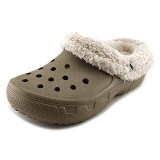 Crocs Mammoth Round Toe Synthetic Clogs