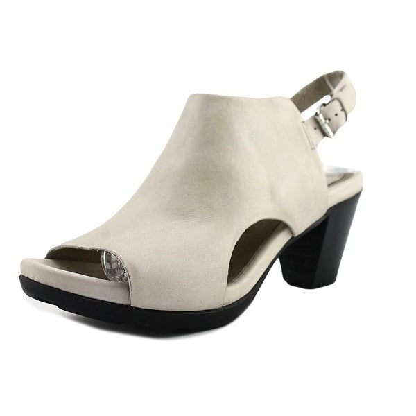 Bussola Laura Smooth White Pumps