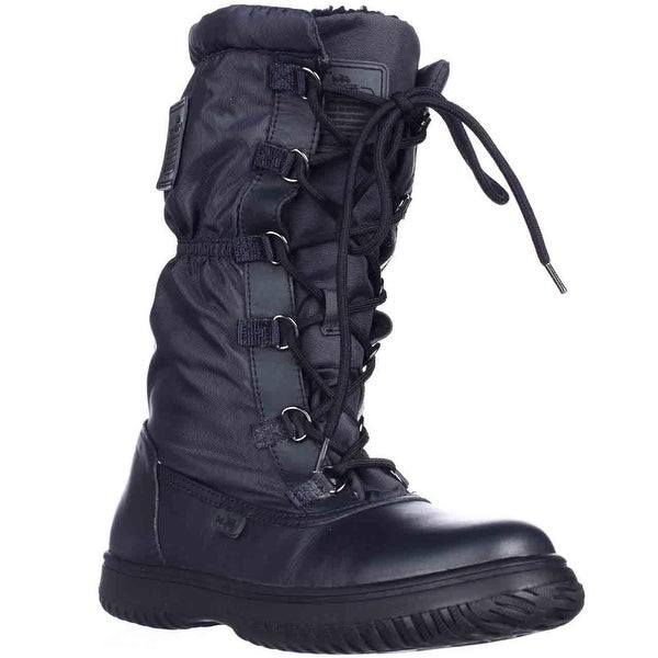 Coach Sage Winter Boots, Midnight Navy - 8 us
