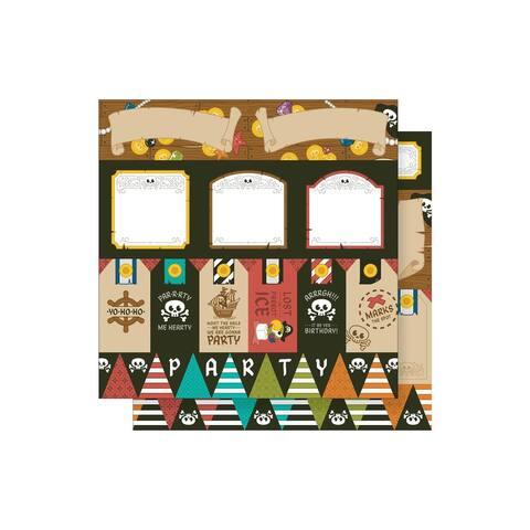 Imaginisce Party Me Hearty Paper 12x12 Par-r-rty