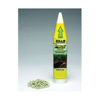 Tomcat 32550 Bottle Mole & Gopher Bait, 6 Oz.