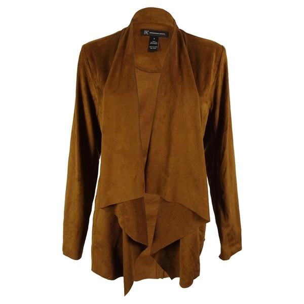 clothing draped clothes c cowl suede arrivals men leather drapes black jacket s cheap drape faux women new