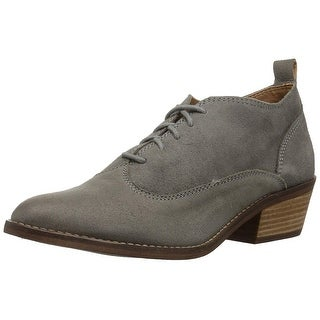Lucky Brand Womens fantine Closed Toe Oxfords