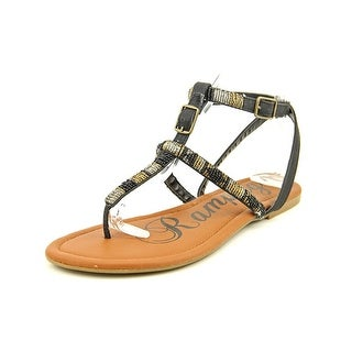 Rampage Palmey Open Toe Synthetic Thong Sandal