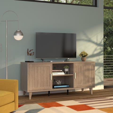 Briggs Mid Century Luxe TV Stand