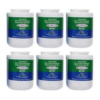 GE Appliance MWF Refrigerator Water Filter Replacement by Aqua Fresh (6 Pack)