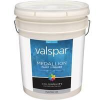 Valspar Int Flat Pastel Bs Paint 027.0001408.008 Unit: PAIL