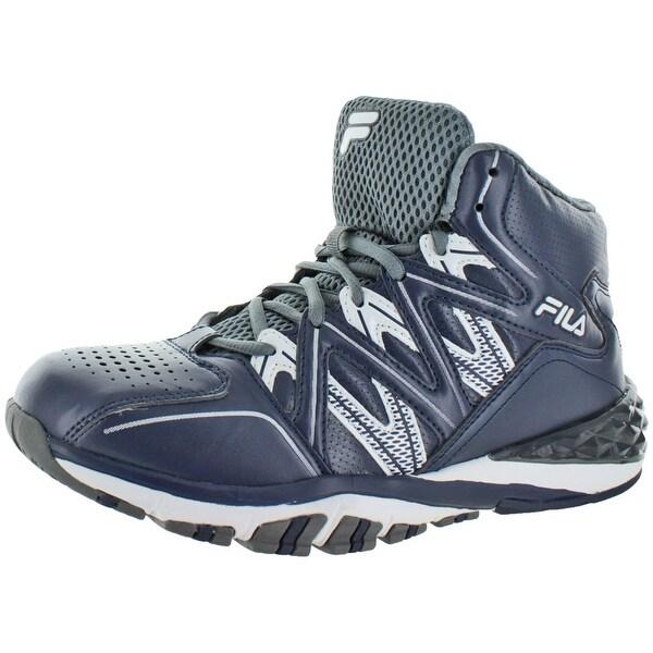 Fila Posterizer Men's Hightop Basketball Shoes Sneakers