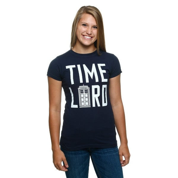 Doctor Who Time Lord Juniors T-Shirt