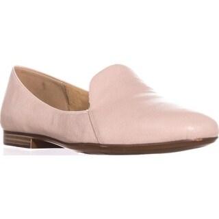 naturalizer Emiline Classic Slip On Loafers, Porcelain Leather