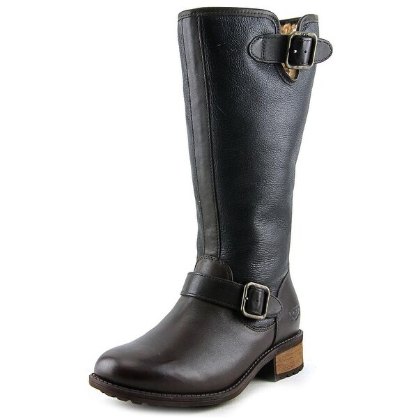 Ugg Australia Chancery Women Round Toe Leather Winter Boot