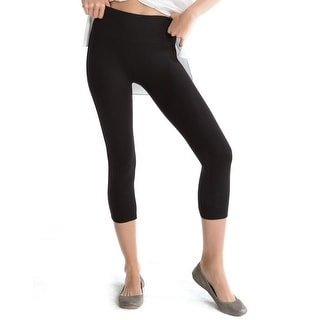 Spanx Ready-to-Wow! Capri Structured Leggings, 2191 (Option: Pink)