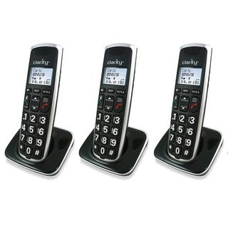 Clarity BT914HS Extra handset for the BT914 Amplified Bluetooth Cordless Phone w/ Clarity Power
