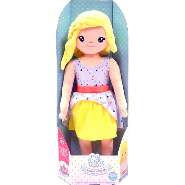 """My Sistie 18"""" Doll-Mandie - Blonde"""