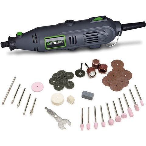 Genesis GRT2103-40 Variable Speed Rotary Tool Kit