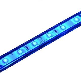 Propel 26.9in Flex Light LED Kit w/ Mounting Track-Blue 170541