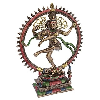 Design Toscano Dancing Shiva God of Cosmic Energy: Desktop