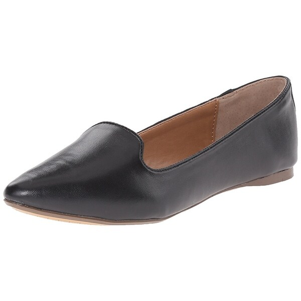 Report Womens Roth Pointed Toe Slide Flats