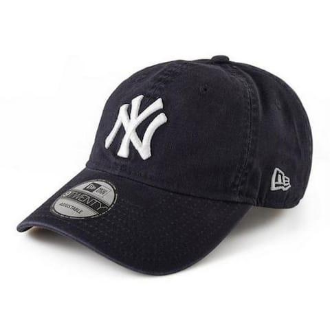 lowest price 44910 5e1fa New Era New York Yankees Baseball Cap Hat MLB Core Classic 9Twenty 920  11417784