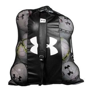 Under Armour Hauler Mesh Ball Bag, Soccer, Football, Basketball UASB-MBB