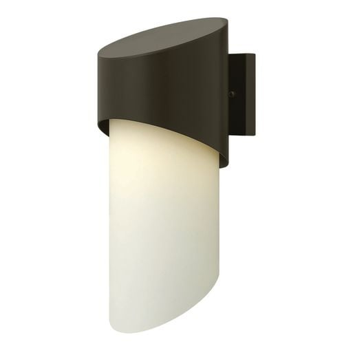 "Hinkley Lighting 2064 16.75"" Height 1 Light Outdoor Wall Sconce from the Solo Collection"
